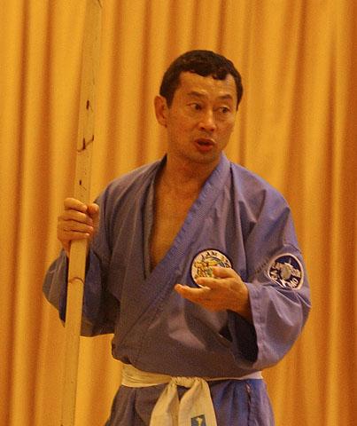 Le Maître Jacques Tran Van Ba