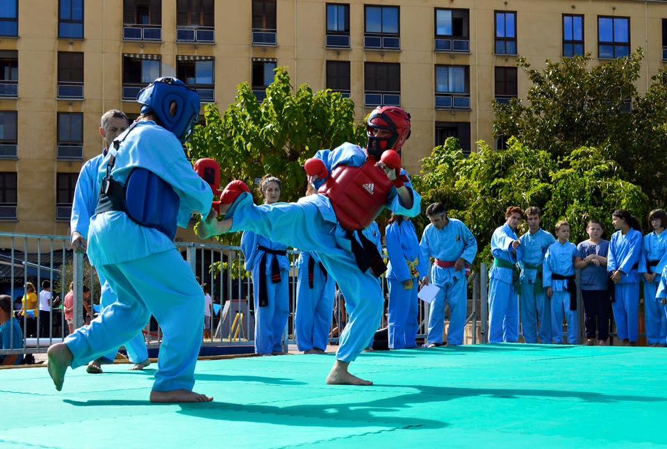 Fête du sport à Ajaccio