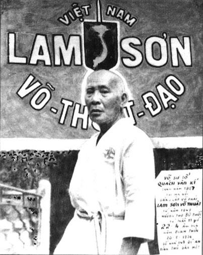 Le Grand Maître Quách Văn Kế (1897-1976)